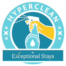 Exceptional Stays Hyperclean Vacation Rentals
