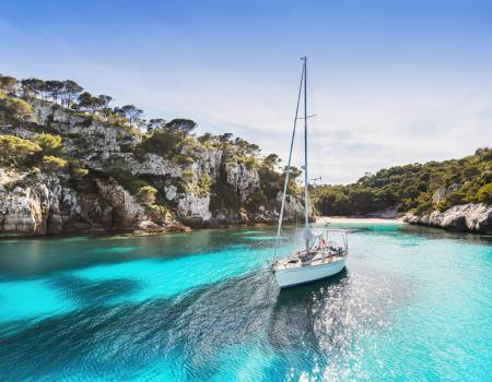 Menorca Sailboat