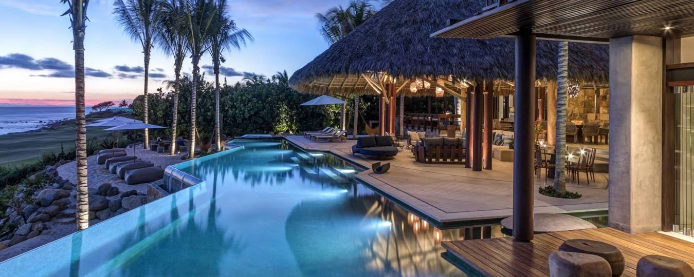 Casa Koko luxury vacation rental in Mexico