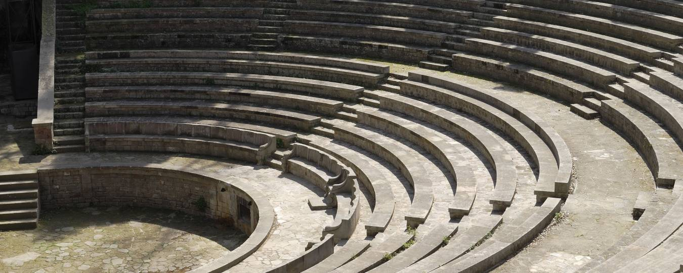 Grec Theater in Spain