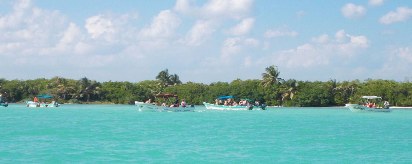 Canal Tours in Tulum