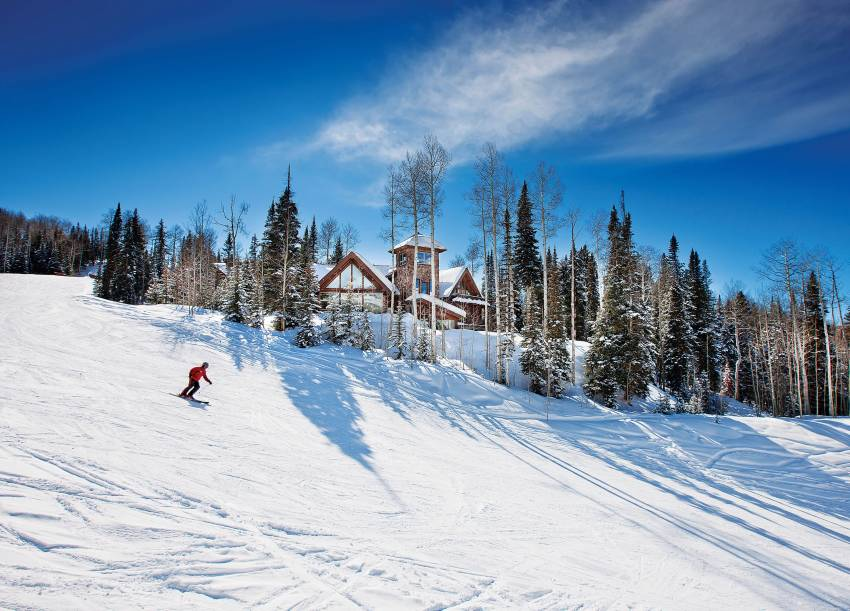 Ski In Ski Out Vacation Rental Telluride Mountain Village