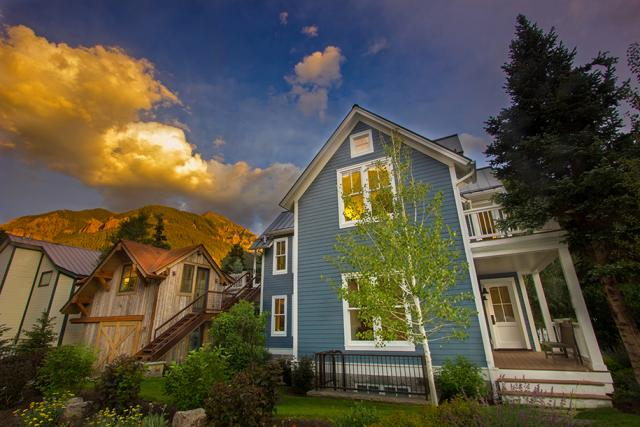 Spruce House Telluride Vacation Rental