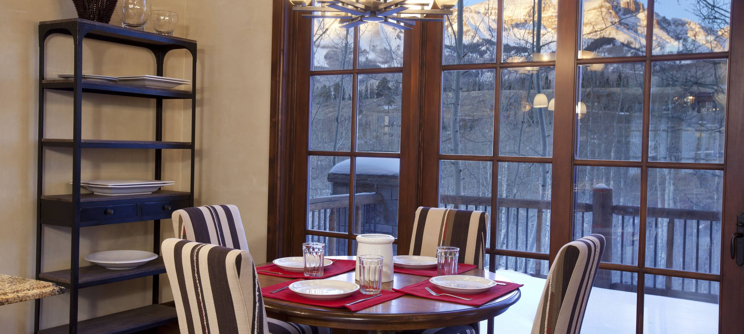Telluride-Russell-Estate-Dining-View