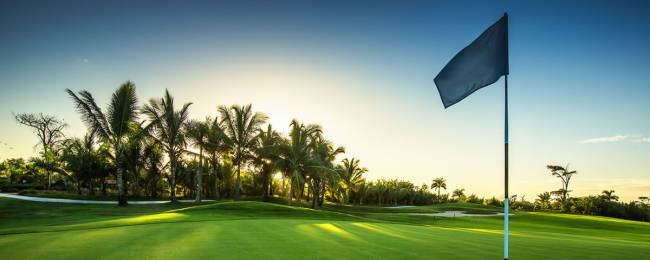 Cap Cana Golf Flag