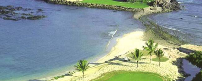 Jack Nicklaus Golf Course on the Ocean