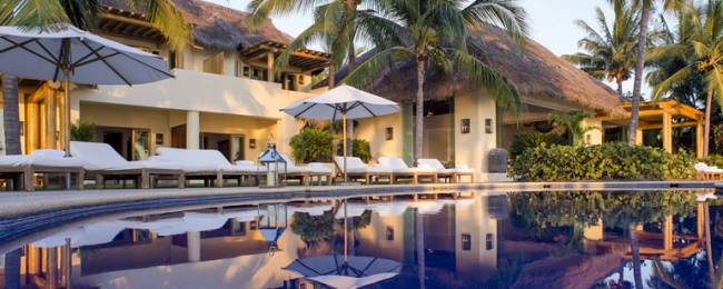 Private and Secure Properties in Punta Mita