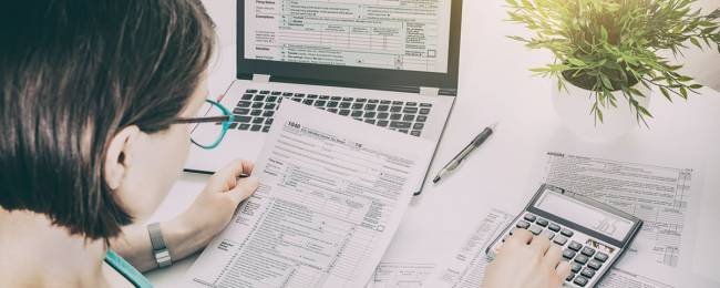 Tax preparation documents and tips