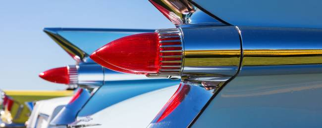 Taillights on Classic Cars