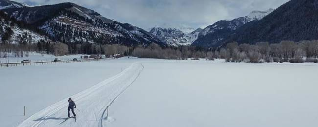 Cross Country Skiing Telluride