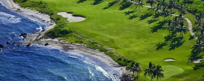 Golf Course in Punta Mita