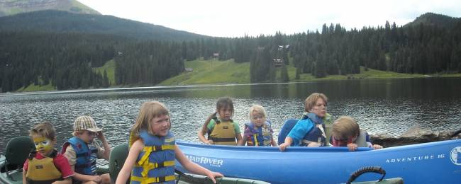 Kids Activities and Camps in Telluride