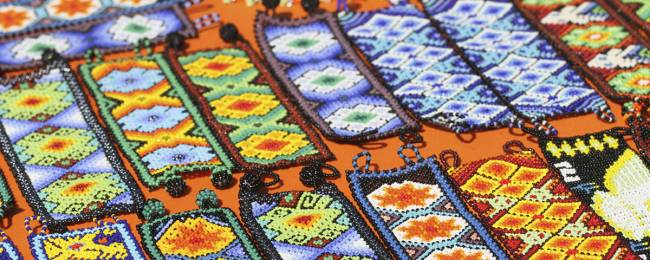Huichol Art Shopping