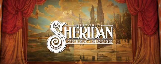 Sheridan Opera House venue in Telluride