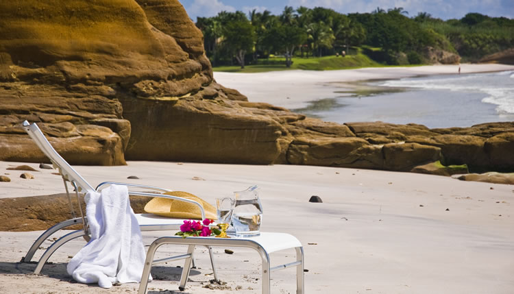 Luxury Private Beach in Punta Mita