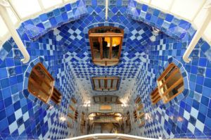 Casa Batllo Interior Blues