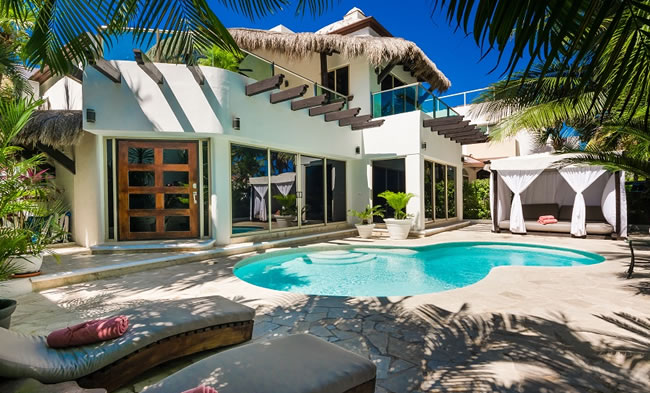 Casa Nikki - Luxury Vacation Villa Rental in Tulum
