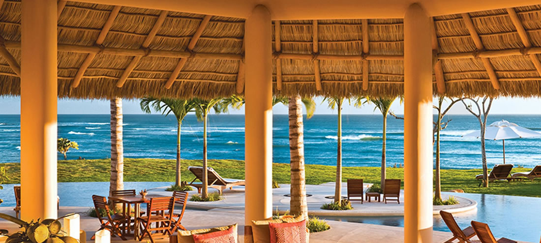 Casa Tres Soles luxury villa vacation rental in Punta Mita.