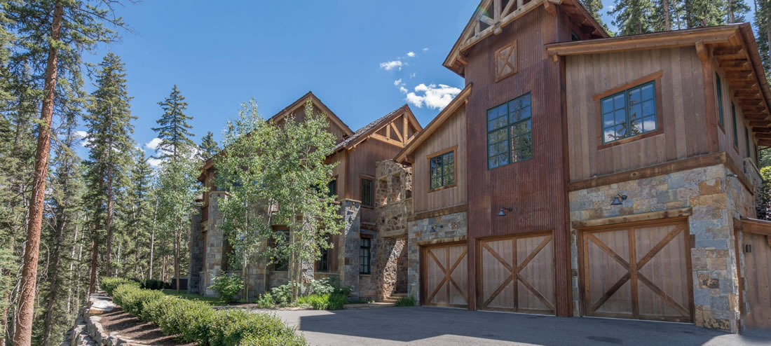 Autumn Overlook Holiday Christmas Cabin Rental in Telluride