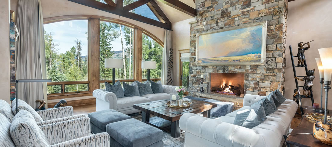 Telluride luxury rental for family vacation