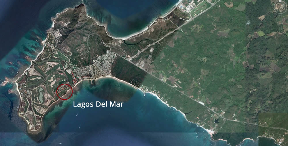 Lagos Del Mar Vacation Rental Development