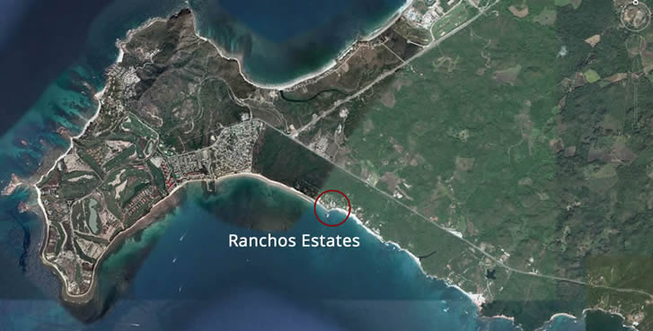 Ranchos Estates Development