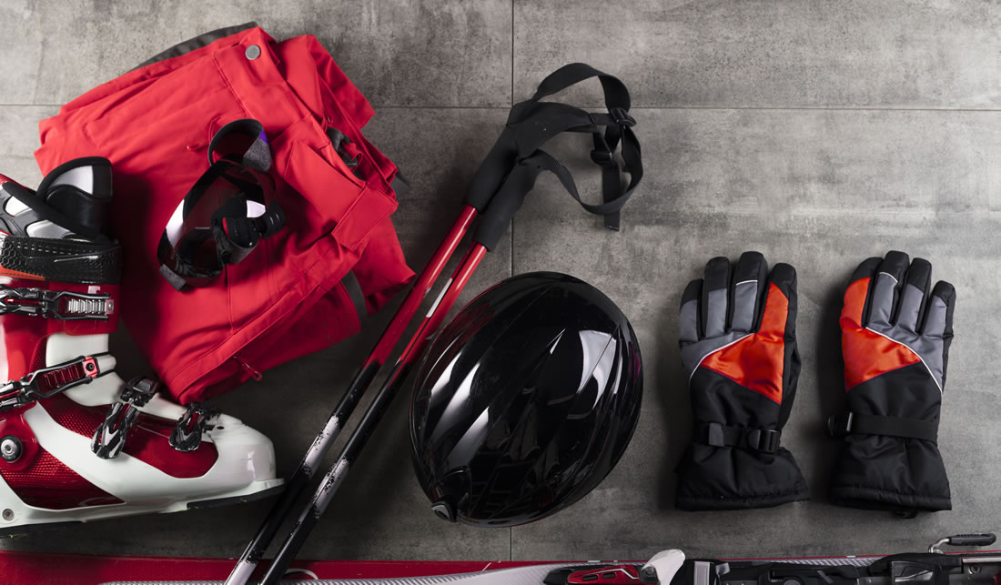 Ski Gear for winter trip in Telluride