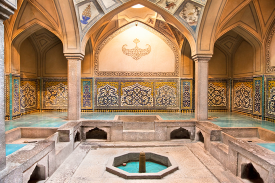 Turkish Bath spa option in Marrakesh