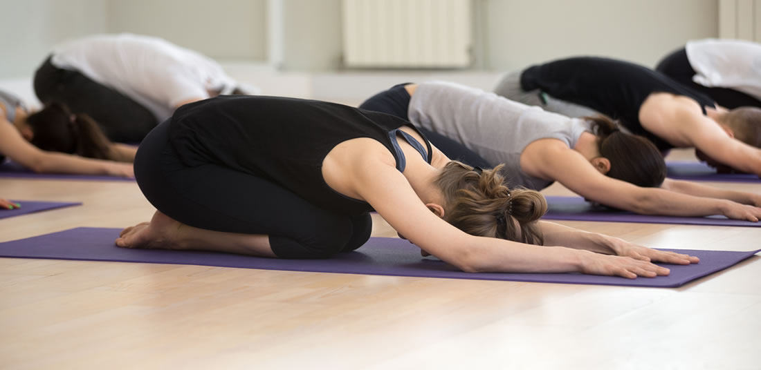 Pilates and yoga to relax in Telluride